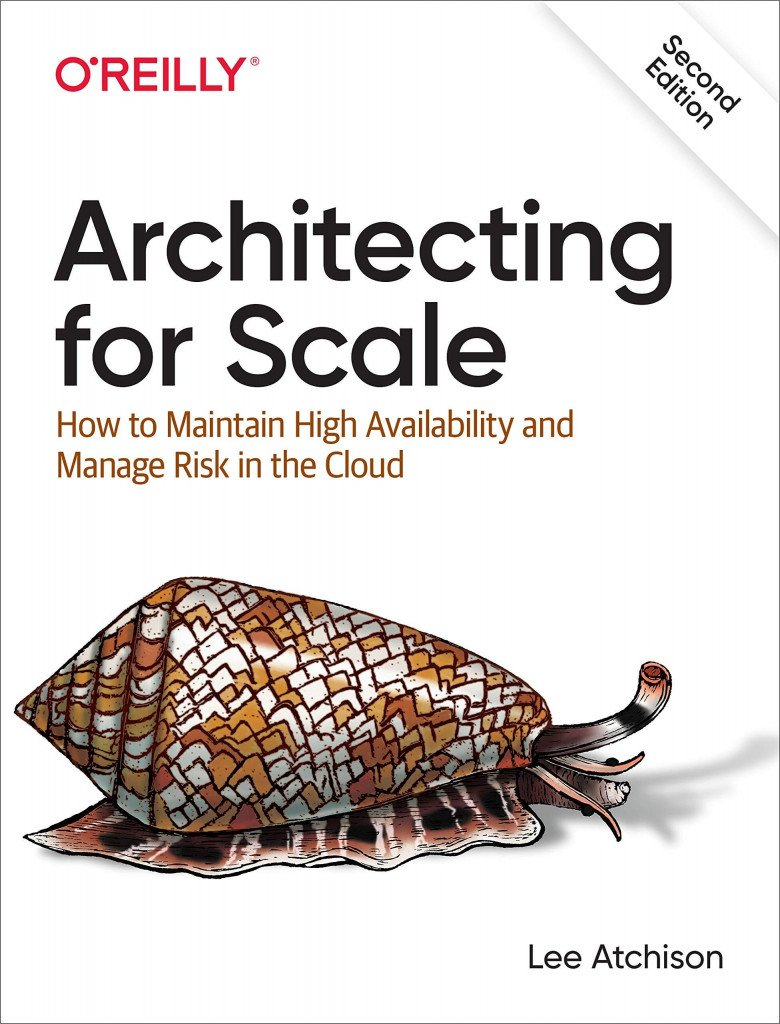 architecting for scale book cover